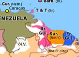South America 1895: Venezuela and Nicaragua Crises