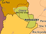 South America 1935: Paraguayan Chaco Offensive