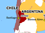 South America 1874: Argentine Civil Wars