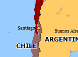 South America 1891: Second Chilean Civil War