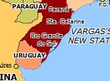 South America 1930: Vargas Revolution