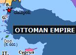 Southern Asia 1915: Gallipoli Campaign