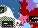 Southern Asia 1916: Siege of Kut