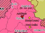 Southern Asia 1919: Amritsar Massacre