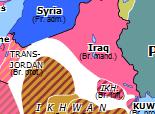 Southern Asia 1922: Saudi Expansion