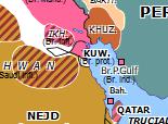 Southern Asia 1922: Uqair Protocol