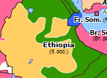 Southern Asia 1936: Second Italo-Ethiopian War