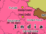 Southern Asia 1937: Government of India Act