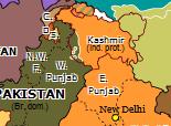 Southern Asia 1947: First Kashmir War