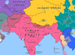 Southern Asia 1911: Chinese Revolution