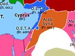 Southern Asia 1920: Franco-Syrian War