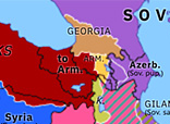 Southern Asia 1920: Turkish-Armenian War