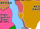 Southern Asia 1924: Saudi Conquest of Hejaz