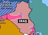 Southern Asia 1941: Anglo–Iraqi War