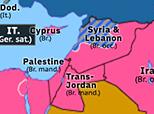 Southern Asia 1941: Syria-Lebanon Campaign