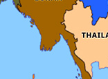 Southern Asia 1948: Independence of Burma