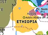 Sub-Saharan Africa 1896: Treaty of Addis Ababa