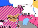 Sub-Saharan Africa 1897: Batetela Rebellion