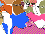 Sub-Saharan Africa 1899: Voulet–Chanoine and Rabih