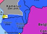 Sub-Saharan Africa 1911: Neukamerun