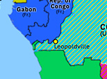 Sub-Saharan Africa 1960: UN Operation in the Congo