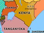 Sub-Saharan Africa 1963: Kenyan Independence